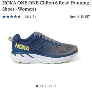 OKA ONE ONE Clifton 6 Road-Running Shoes - Women's